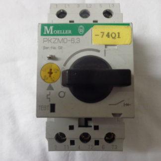 Klöckner Moeller PKZM0-6,3 Motorschutzschalter