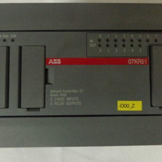 ABB 07KR51 1SBP 2600 11 R2002 Steuerung