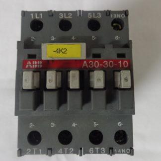 ABB A30-30-10 Schütz  220-230V  50HZ, 230-240V 60HZ