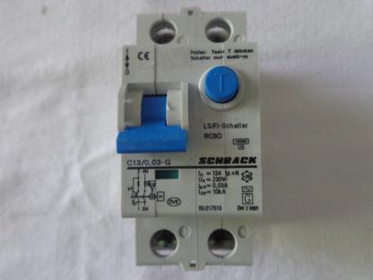 Schrack C13/003-G FI/LS