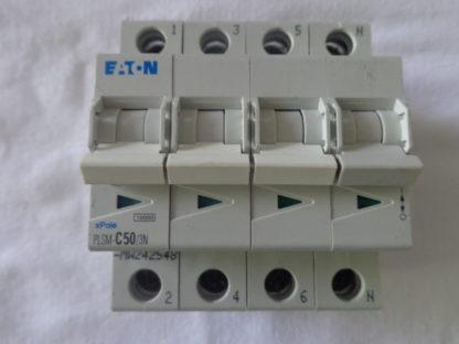 Eaton PLSM - C50/3N Sicherungsautomat