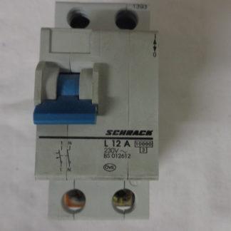 Schrack L12A 1/N Sicherungsautomat
