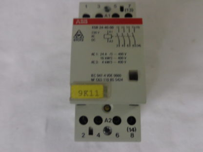 ABB 24-40-00 Installationsschütz