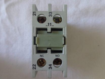 Sprecher + Schuh CA3-P-11 Hilfskontakt Block