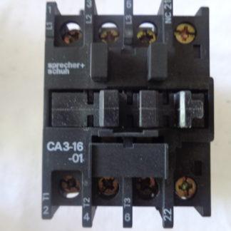 Sprecher + Schuh CA3-16-01 Schütz 230V 50HZ