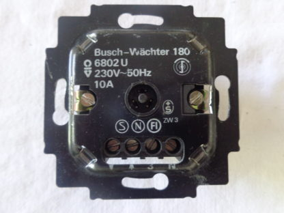 Busch - Wächter 180 6802U 230V~50HZ 10A