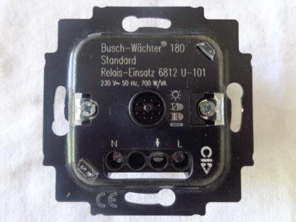 Busch - Wächter 180 Standart Relais Einsatz 6812-U-101