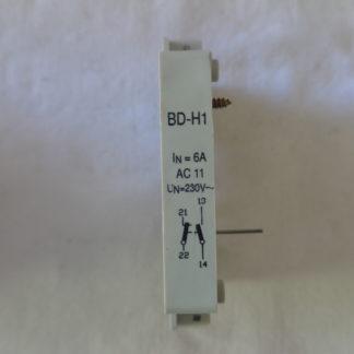Schrack HD-H1 Hilfsschalter