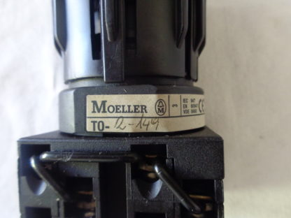 Klöckner Moeller TO-2-149 Schalter Fern-Aus-Stufe1-Stufe2