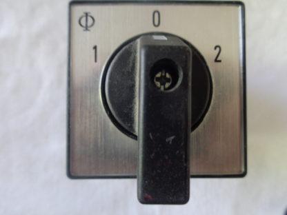 Kraus & Naimer CH10 Schalter 1-0-2