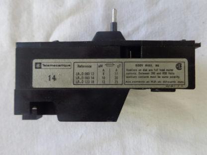 Telemecanique LR1-D09 314 7A-10A Motorschutzrelais