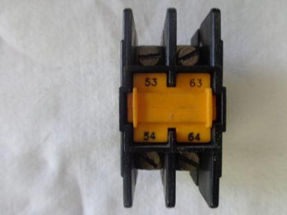 Telemecanique LA-D 20 Hilfskontakt Block