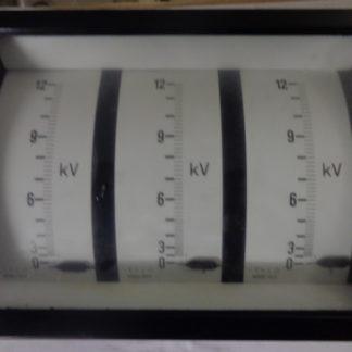 Voltmeter 12 KV
