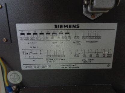 Siemens 7SA5005-5LC01-0A-Z01