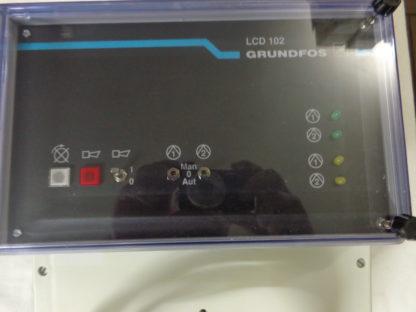 Grundfos LCD 102 Pumpen Steuerung