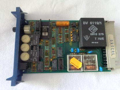Buderus M010 Modul blau für Ecomatic