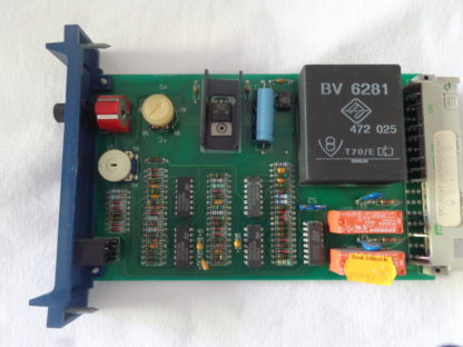 Buderus M006 Modul blau Ecomatic