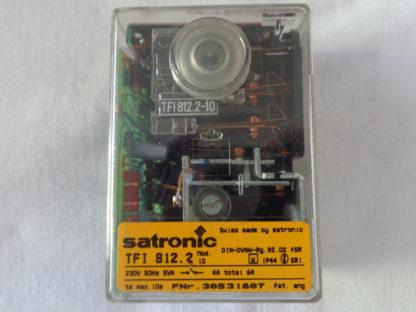 Satronic TFI 812.2 Mod. 10  Feuerungsautomat