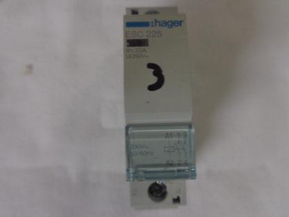 Hager ESC 225 Installationsschütz