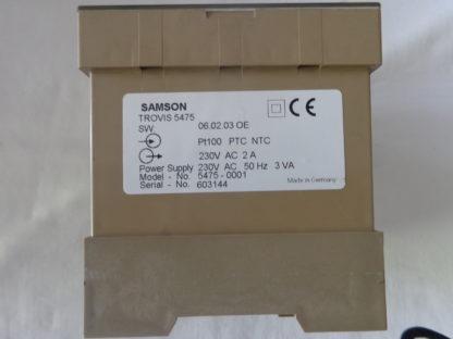 Samson Trovis 5475 Heizungssteuerung