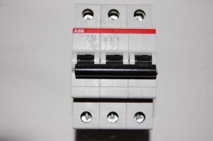 ABB Sicherungsautomat S 203 C25 3pol