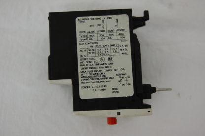 Siemens Sirius 3RU1116 1880