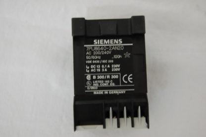 Siemens Zeitrelais 7PU8640-2AN20