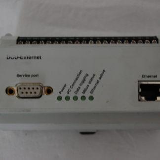 BTR DCU- Ethernet 80 Bussystem Schnittstelle