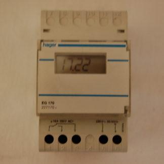 Hager EG 170 Zeitschaltuhr