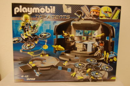 PLAYMOBIL 9250 Dr. Drone´s Command Center