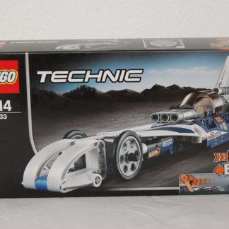 LEGO Technic 42033 Raketenauto