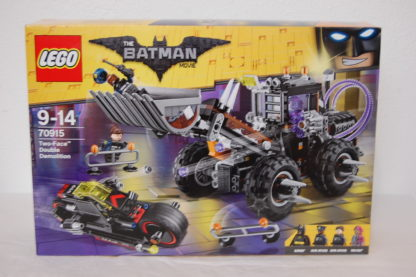 LEGO Batman Movie 70915 Doppeltes Unheil durch Two