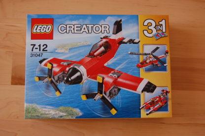 LEGO Creator 31047 Propellerflugzeug