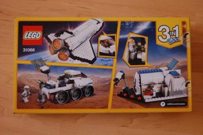 LEGO Creator 31066 Forschungsspaceshuttle