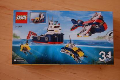 LEGO Creator 31045 Erforscher der Meere