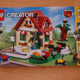 Creator 31038 - Wechselnde Jahreszeiten