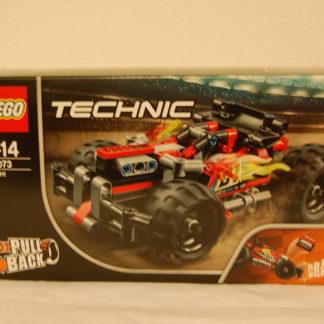 LEGO Technic 42073 BUMMS!