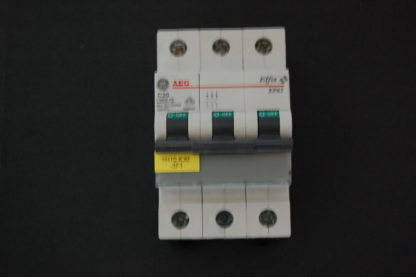 AEG Sicherungsautomat C20  EP 63