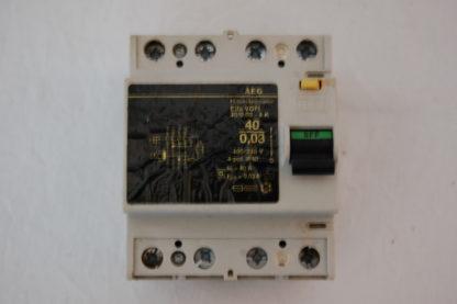 AEG FI Schutzschalter 40A 003