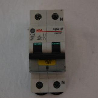 AEG Sicherungsautomat C10 EP61N
