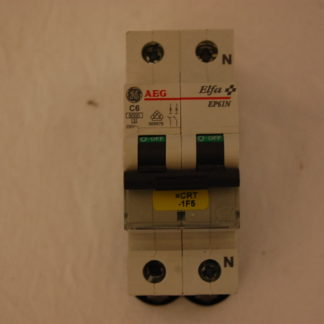 AEG Sicherungsautomat C6 EP 61N