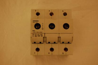 Siemens Lastentrennschalter 5SG7 131 63A