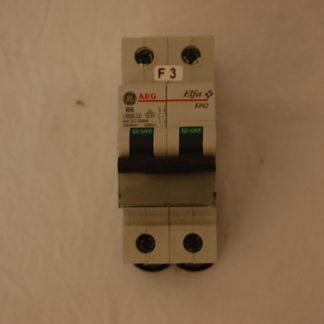 AEG Sicherungsautomat B6  EP 62
