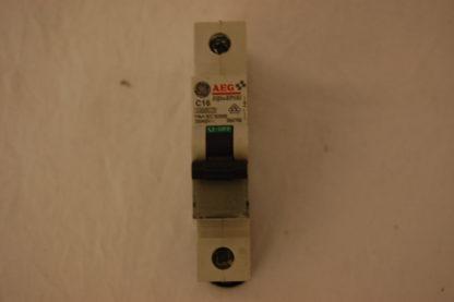 AEG Sicherungsautomat C16 1pol  EP101