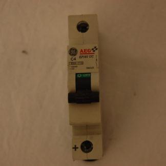 AEG Sicherungsautomat C4 EP 101 UC