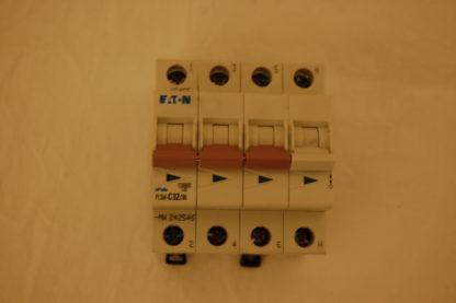 EATON Sicherungsautomat PLSM C32/3N