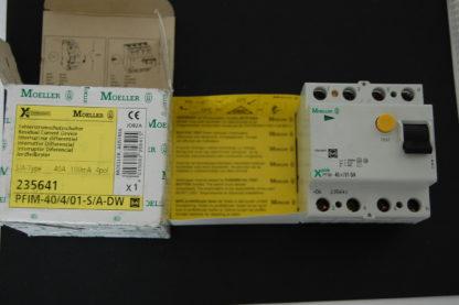 Moeller FI  Schutzschalter PFIM -40/4/01-SA    NEU
