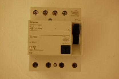 Siemens FI Schutzschalter 5SM3 344 - OLA01 40A  30 mA