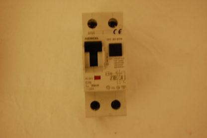 Siemens FI/LS 5SU1 354-1KV10 RCBO 30mA