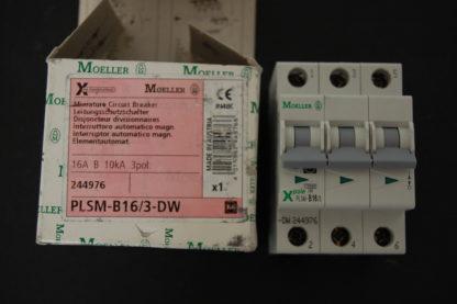 Moeller Sicherungsautomat  PLSM B16/3 Neu